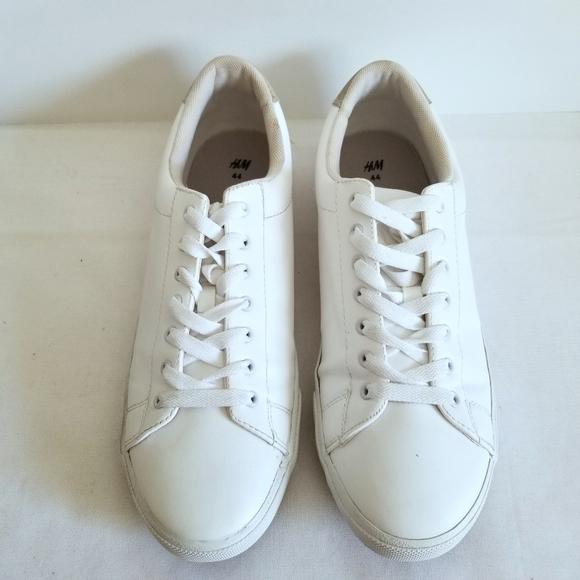 H\u0026M Shoes | Hm Womens White Sneakers